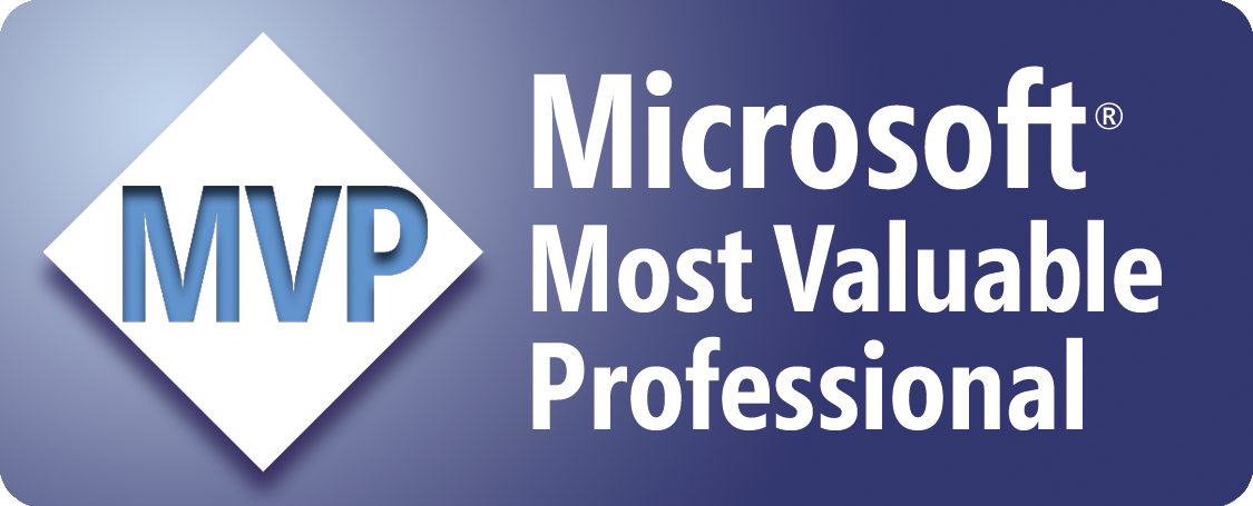 Microsoft Most Valuable Professional Logo